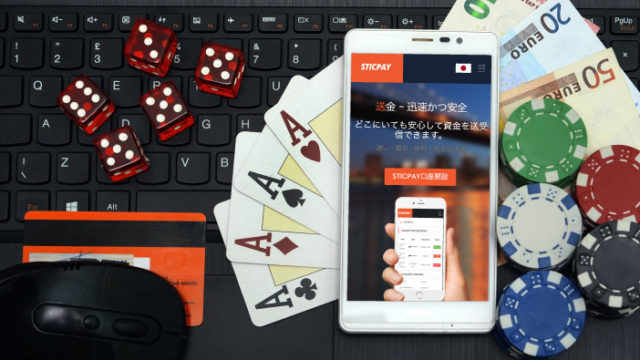 STICPAYの入出金ができるオンラインカジノ一覧